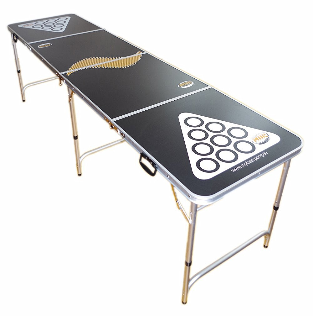 beer pong tisch. Black Bedroom Furniture Sets. Home Design Ideas