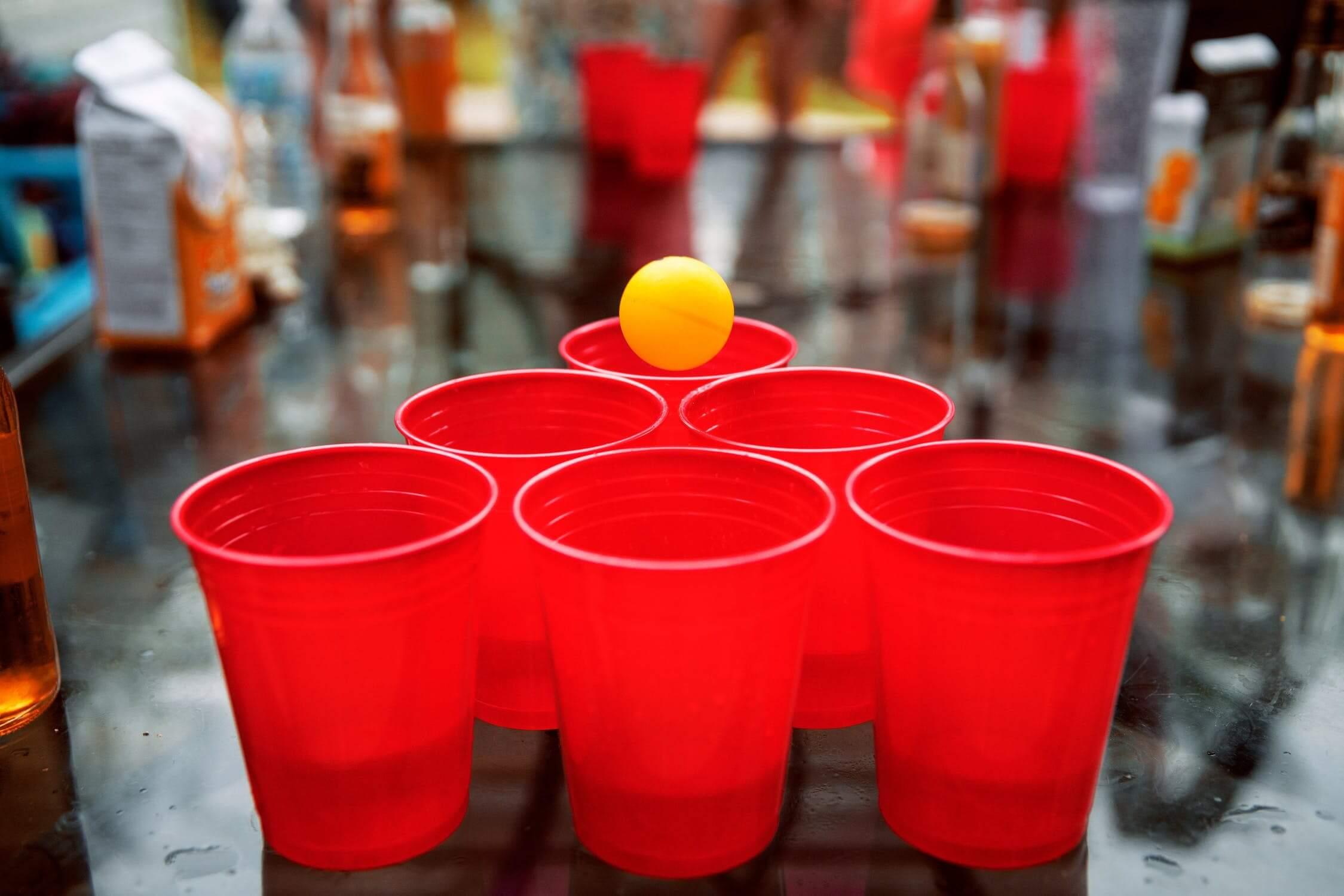 Beer pong news archive for Beer pong tisch eigenes design